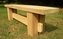 The Ruscombe Bench Seat